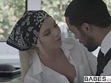 Babes - Black is Better - Burning Desire starring Stallion a