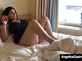 Thick Angelina Castro & Virgo Peridot Have Black Cock 3Some!