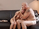 DADDY4K. Bald daddy cant believe alluring hotties Candee