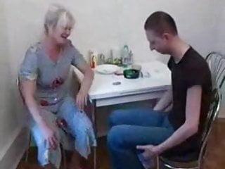 mom desires her Son's friend...