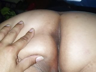 delicious pussy and big butt Wife's