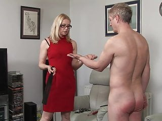 Pass over Lina Spanking Instructional