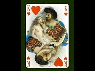 of Florentin - Cards Becat Le Playing Paul-Emile Erotic