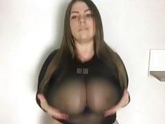 Jumping boobs)