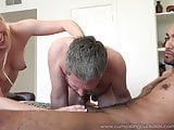 Niki Makes Husband Swallow Big Black Load