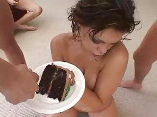 Gia Paloma swallow tasty cum