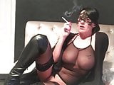 smoking milf wife