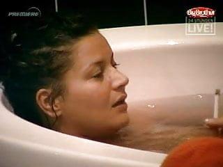 Large Step brother 5 (Germany) Jeannine Franziska Franzi naked