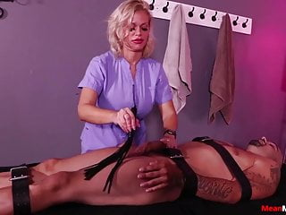 MILF Caska Ruined Orgasm Handjob