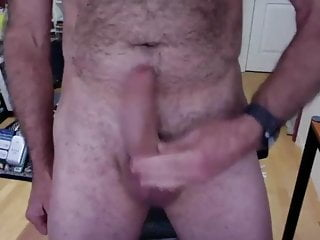 Daddy with cock cum...