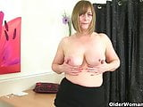 England's finest milfs will get your cock hard