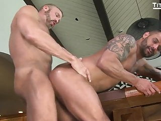 Dallas Steele and David Benjamin