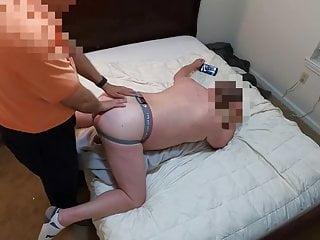 Real son gay sucking fucking amp daddy cums...