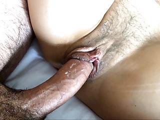 Sloppy Pantyhosed Beaver Bang