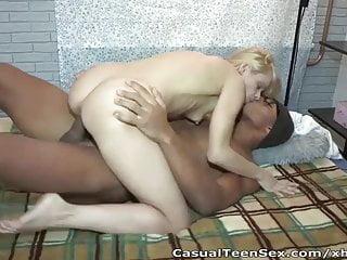 Sex interracial...