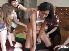 German lesbian group
