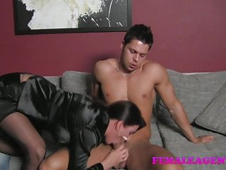FemaleAgent HD Moist mouth blowjobs