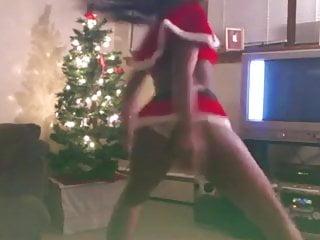 Christmas Twerk