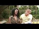 White Guy fucked Ebony Ass