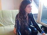 Wetlook outfit MILF