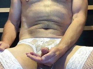 Devil in lingerie
