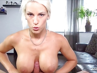 Hot gets creampie cowgirl fuck...