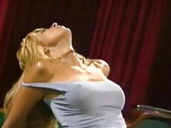 Tara Hot Blond In Casino