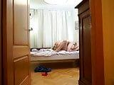 Czech Teen Lesbians - Closet voyeur Hidden Camera