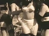 old vintage sex - Betie Page as domme