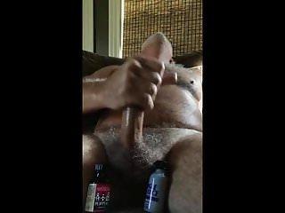 Hotest bear play and cum...