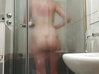Zona myje dupsko polish wife
