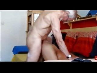 Grandpa slam fucking edit...