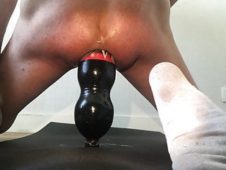 he squirts after severe anal insertion