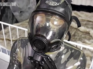 Multi-layers heavy rubber latex gasMasking