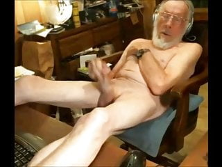 Old grandpa bear...