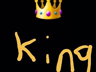 King Loves Masturbating
