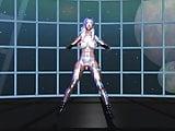 Skyrim sexy dance -Mozaik Role- HDT (futanari)