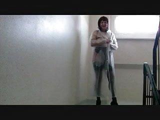 Plastic Raincoat sexy