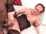 My Sexy Piercings Pierced granny nailed by BBC bull