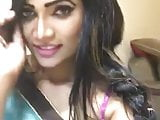 Desi Indian girl MK Boina hot live MMS