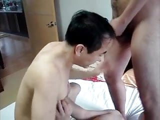 Korean middle aged men