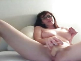 Nerdy Emo Teen Fucks Herself Silly
