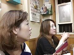 Deguchi Mariko Zainichi Korean Mommy Milf Truck Bang-out Korean Guy