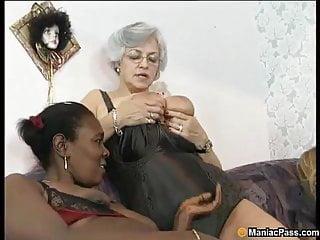 Interracial orgy...