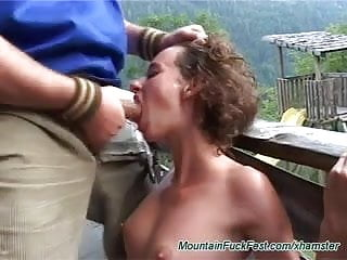 Anal mountain lession...