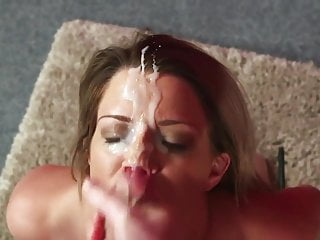 Sienna Day – Massive Facial