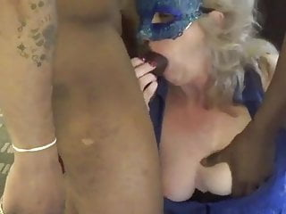 juicy-belle # 2 BBC 4 masked MILF