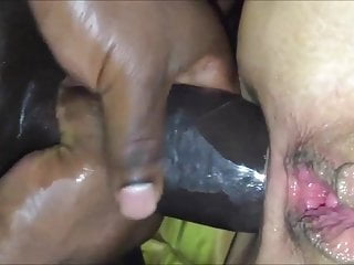 Taking her anus equals squirting orgasm...