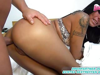 Painful analsex breakdown she cant escape rough anal...