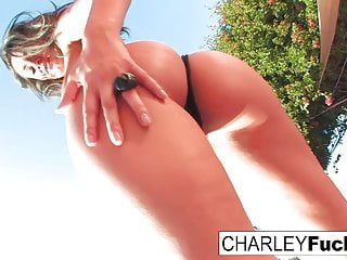 Charley loves to masturbate